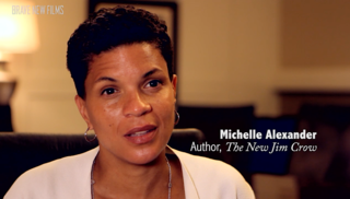 michelle alexander s the new jim crow